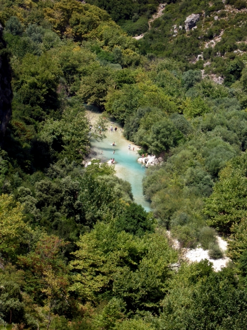 Sources of Acheron River