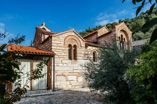 Holy Monastery of Kato Panagia