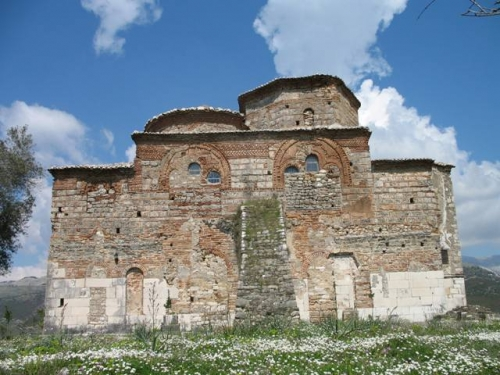 The Monastery of St Nicholas at Mesopotam
